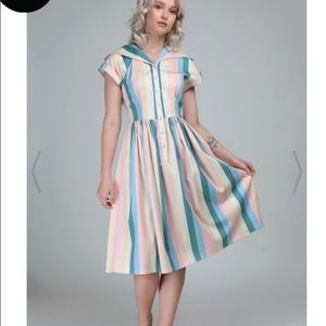 COLLECTIF JUDY TEACUP SWING NWT